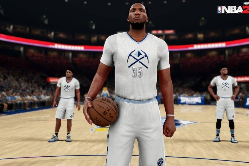 The Denver Nuggets Pride and Miami Heat Alternate Home II uniforms are  available now in NBA 2K16. The uniforms are tied to the official 2K Sports  roster ...