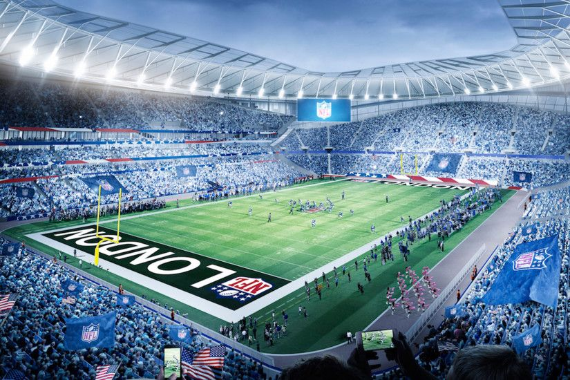 2048x1536 Tottenham stadium: Spurs reach 10-year agreement to host NFL  games from 2018