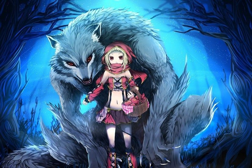 Red Riding Hood Anime 764798