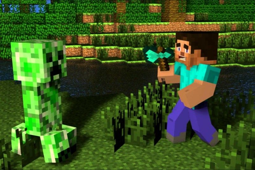 minecraft steve wallpaper #635972