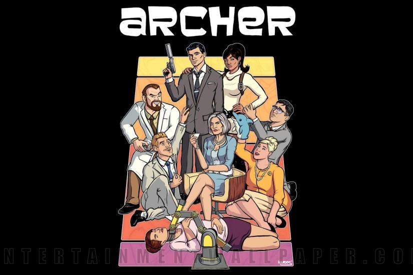 download archer wallpaper 1920x1080 for phone