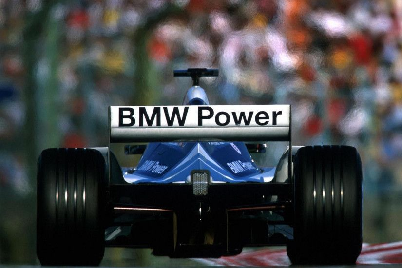 Juan Pablo Montoya, Williams FW24 BMW ...