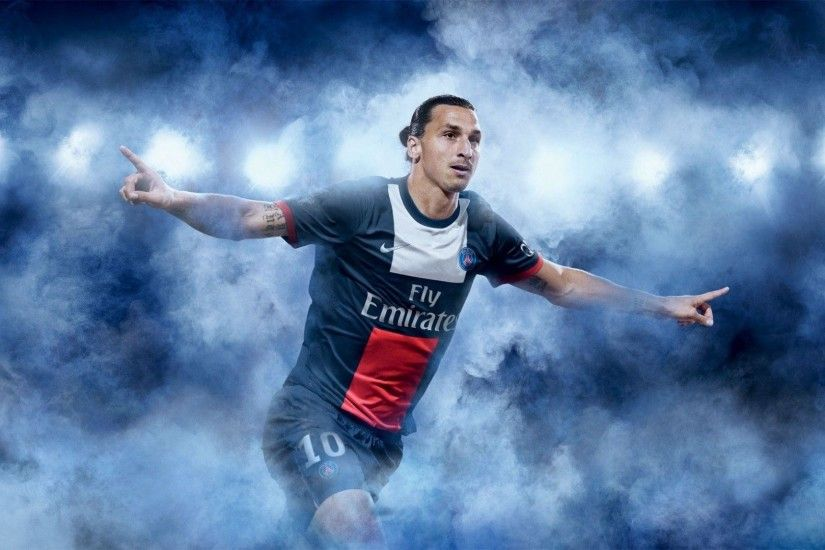 Zlatan Ibrahimovic PSG 2014 Wallpaper Wide or HD | Male .