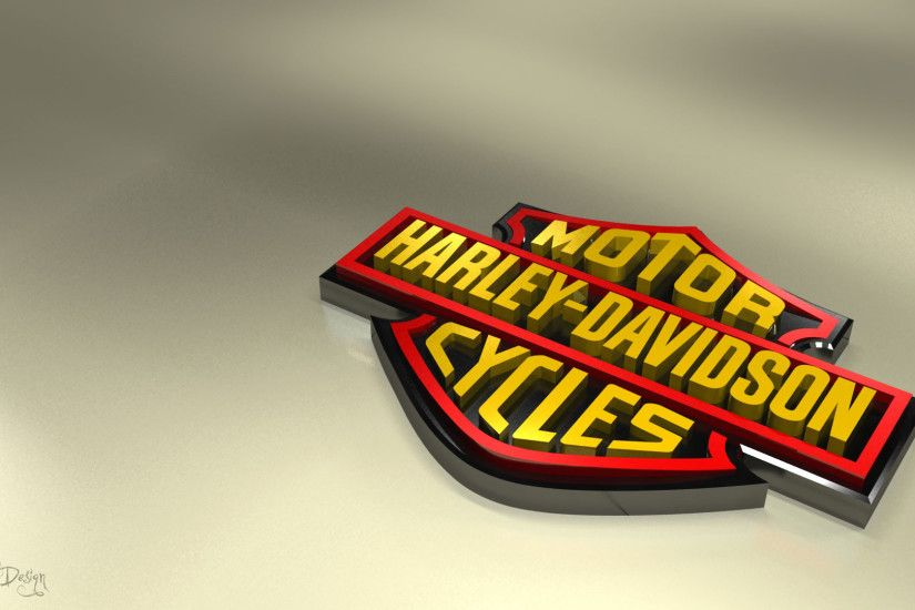 Harley Davidson Logo Wallpaper 7663 Hd Wallpapers in Logos - Imagesci .