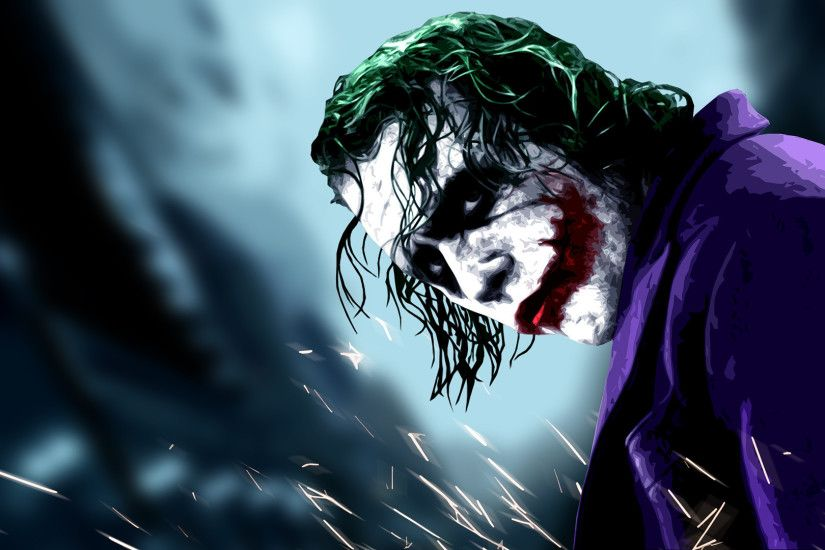 Movie Wallpaper: The Dark Knight Joker Wallpapers High Resolution .