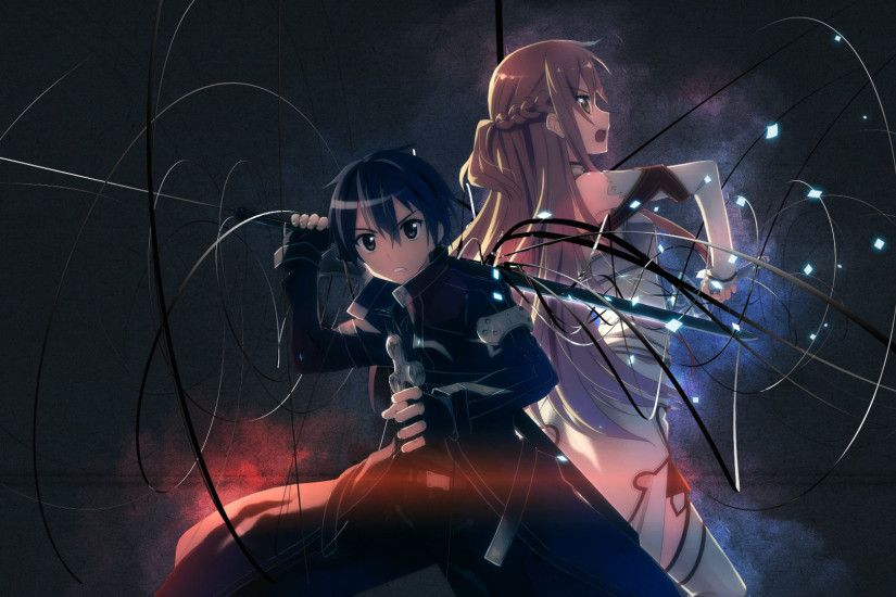 1069 Kirito (Sword Art Online) HD Wallpapers | Backgrounds - Wallpaper  Abyss - Page 3