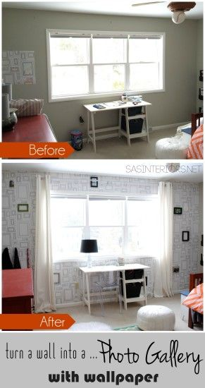 How to hang wallpaper like a pro jenna burger turn any wall into a photo  gallery