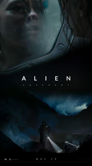 Alien: Covenant (2017) HD Wallpaper From Gallsource.com