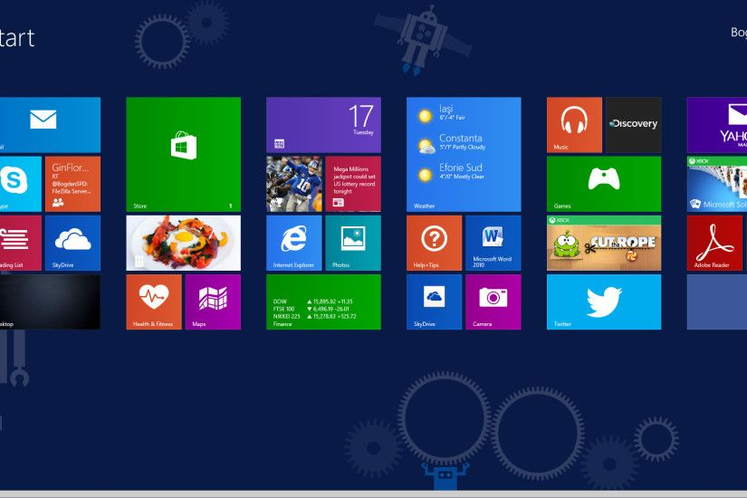 Windows 8.1 is expected to receive many improvements in the coming months