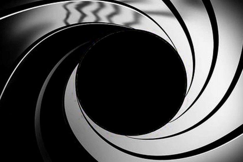 James Bond Gun Barrel Wallpaper