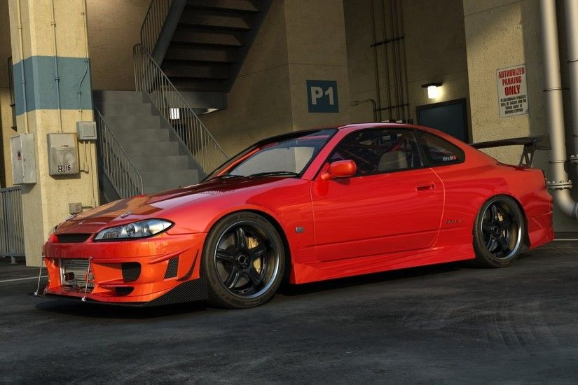Nissan Silvia S15, Nissan Silvia, Nissan, JDM, Car, CGI, Tuning Wallpapers  HD / Desktop and Mobile Backgrounds