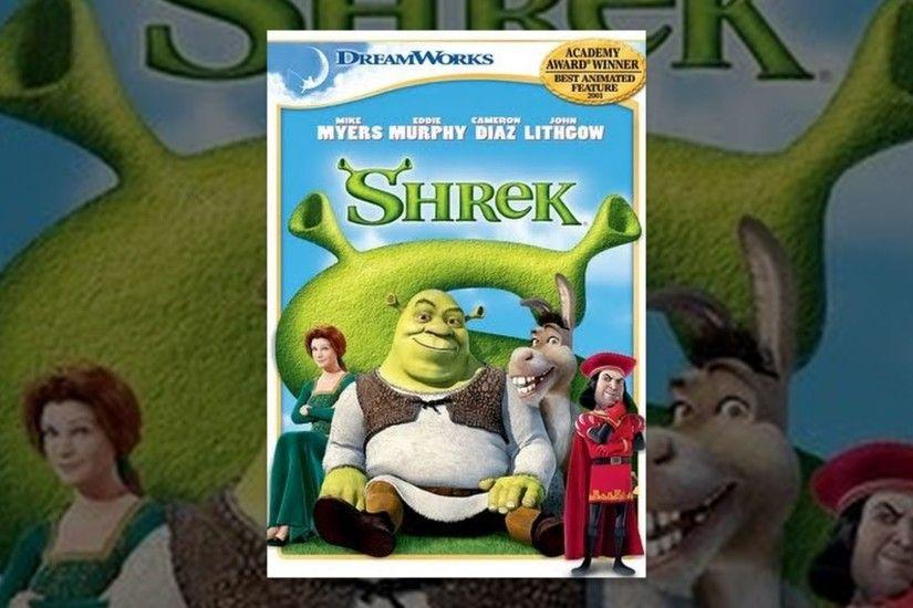 Shrek 2 Wallpaper 1