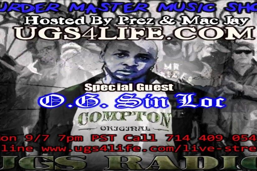 OG Sin Loc Talks on Cousin Eazy-E Bloods and Crips NWA and Straight Outta  Compton Movie - YouTube