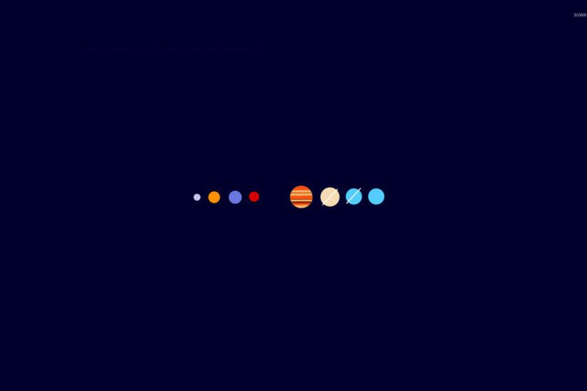 The solar system wallpaper 1920x1200 jpg