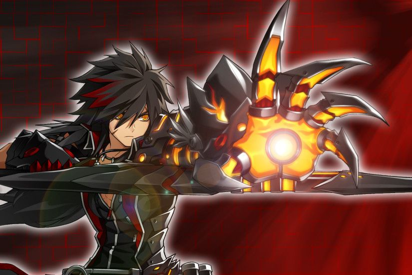Elsword: Veteran Commander by DiabolicTurkey Elsword: Veteran Commander by  DiabolicTurkey