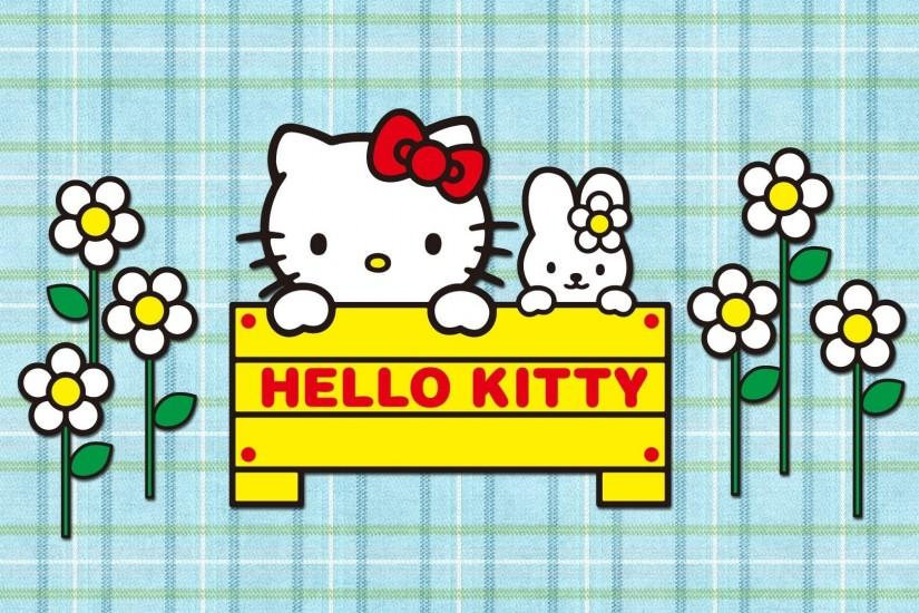 hello kitty background hd