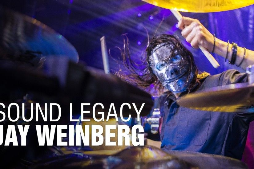 SLIPKNOT Drummer Jay Weinberg Gives His First Interview Ever Whilst In  Costume Talking About Drums - Metal Injection