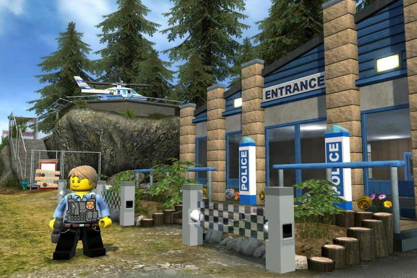 Lego City Undercover Review - Wii U LEGO Game Comes to PS4
