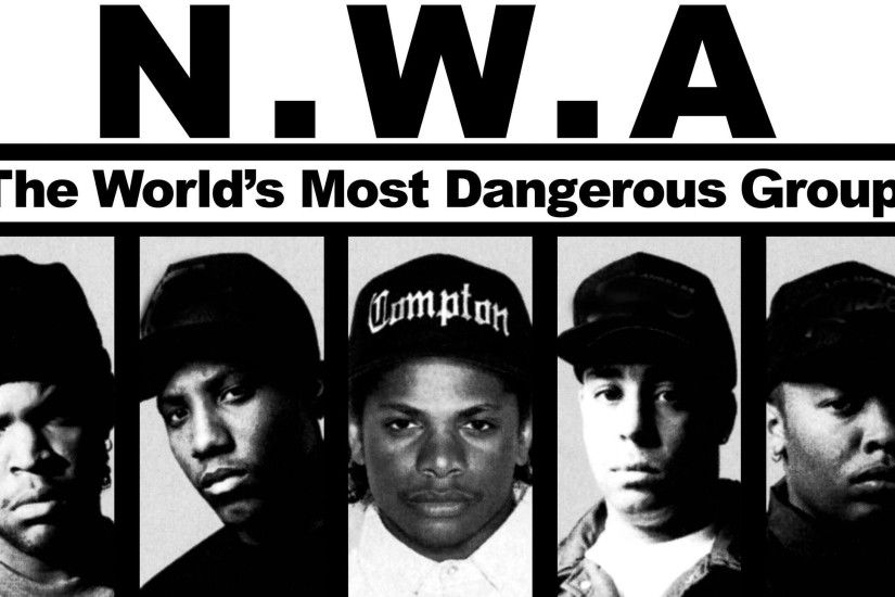 Nice Images Collection: Straight Outta Compton Desktop Wallpapers