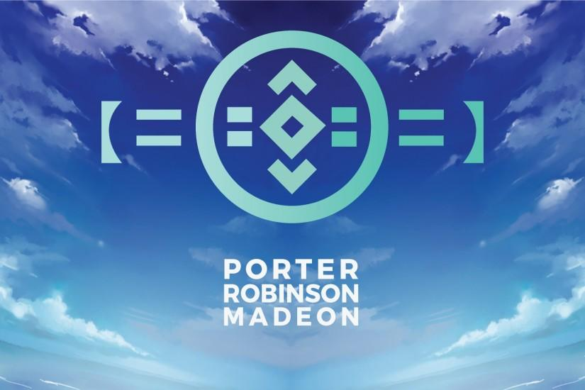 [3480 x 1080] Porter Robinson + Madeon = Shelter ...