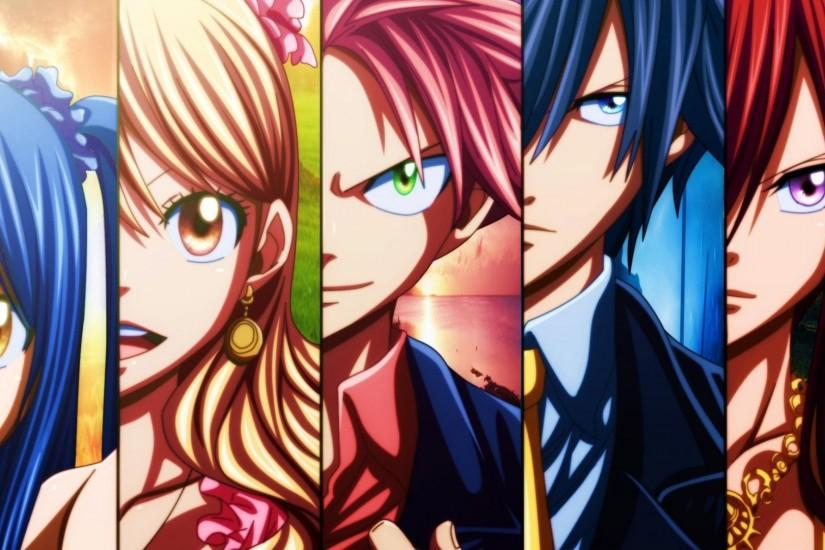 popular fairy tail background 1920x1080