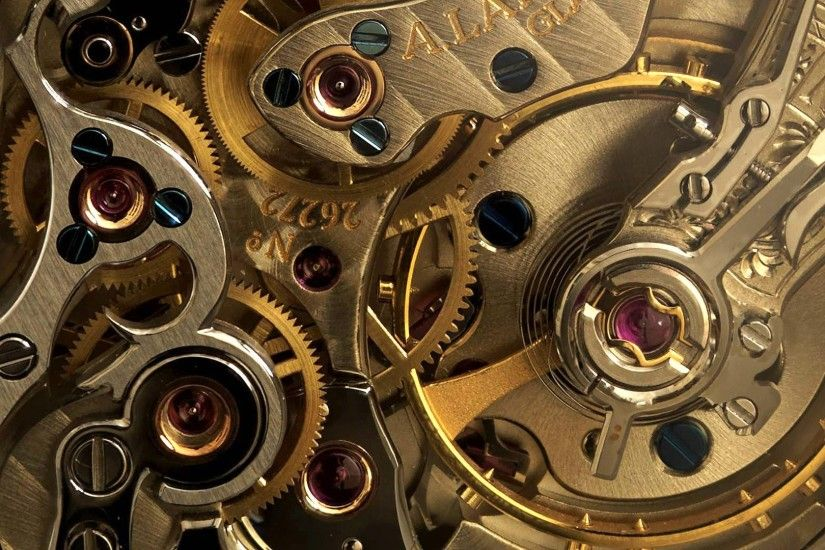 Man Made - Watch Steampunk Wallpaper