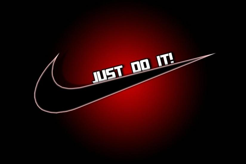 Free HD Just Do It Download. HD check red black wallpapers.