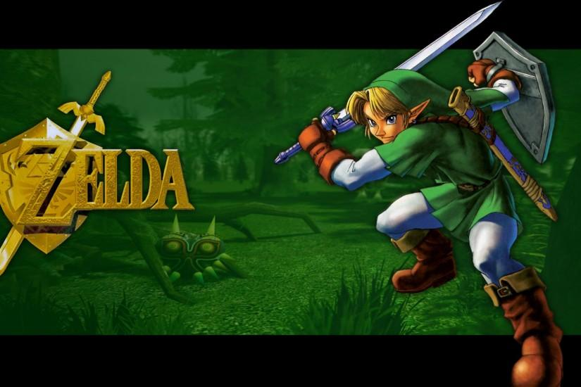 Ocarina of Time wallpaper ·① Download free full HD