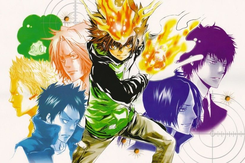 Hitman Reborn Vongola Wallpapers Desktop with HD Wallpaper Resolution  1920x1200 px 286.95 KB Anime Vongola 1920x1080