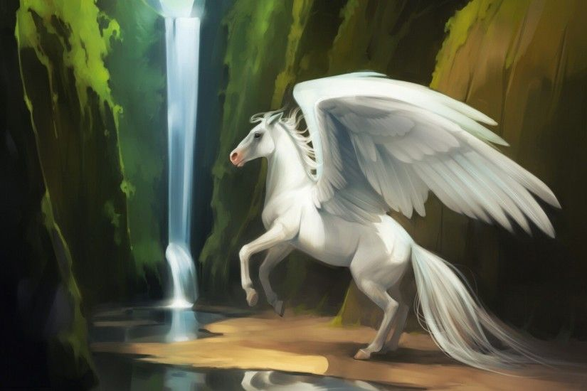 Pegasus Wallpapers BDY17