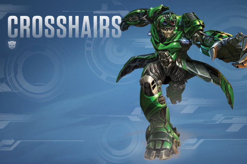 Crosshairds Transformers 4 Free Desktop HD Wallpaper