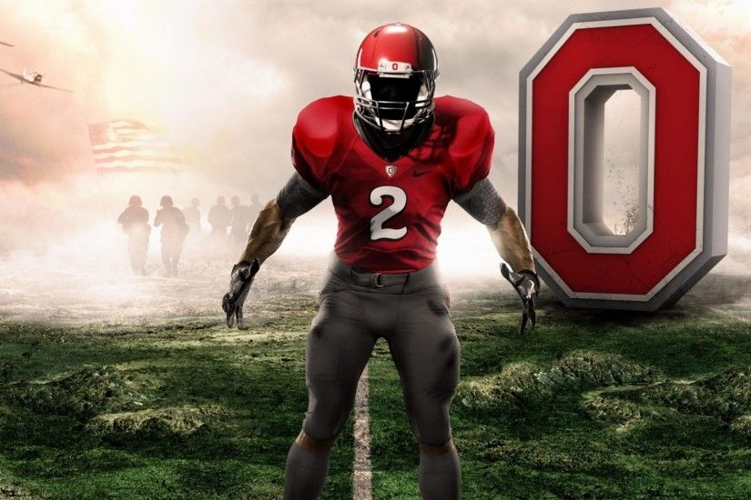 college football ohio state nike pro combat