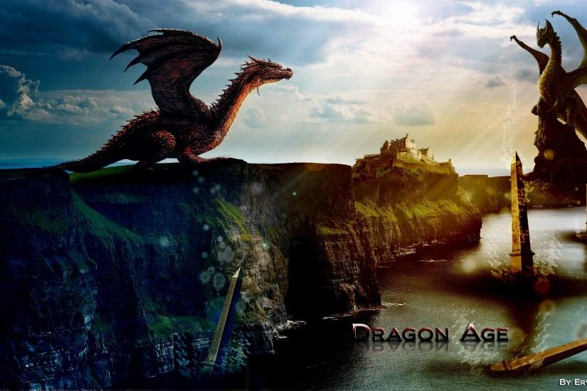 Dragon Age Origins HD Wallpapers