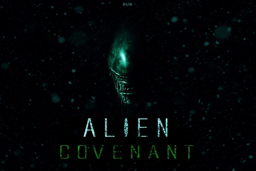 Movie - Alien: Covenant Alien Sci Fi Horror Movie Wallpaper