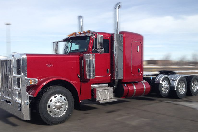 HQ Peterbilt Wallpapers | File 4648.96Kb
