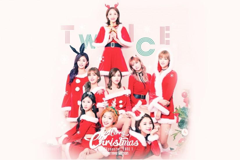 PicTWICE Christmas Wallpaper ...