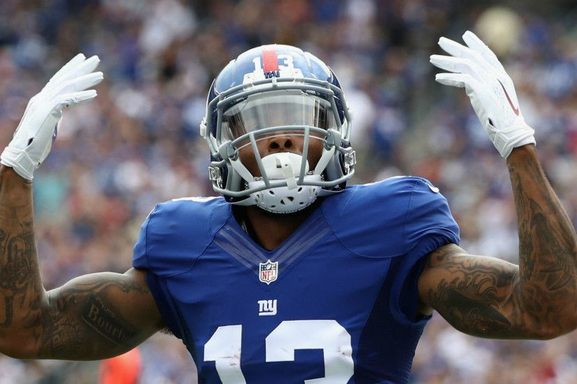 Is there a chance Giants play Odell Beckham Jr. at safety? | NFL | Sporting  News