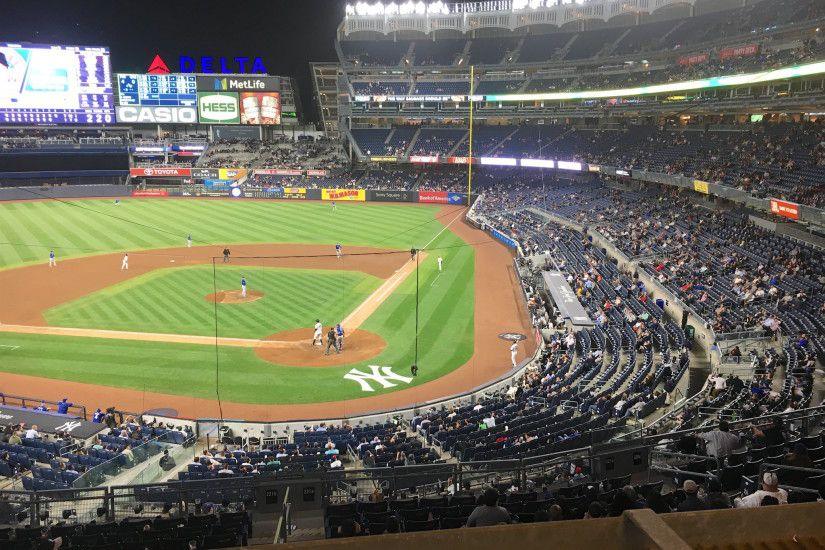 ... Yankees react to smallest crowd in (new) Yankee Stadium history |  NJ.com ...