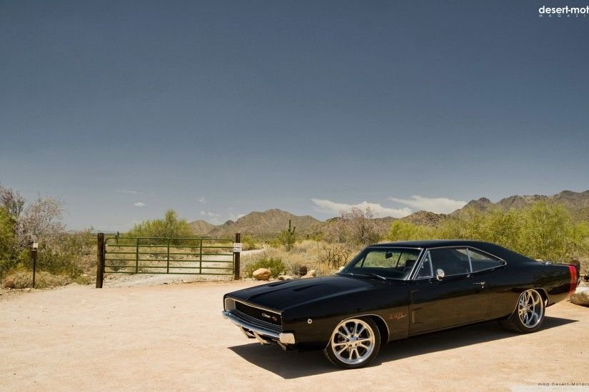1968 Dodge Charger HD Wide Wallpaper for 4K UHD Widescreen desktop &  smartphone