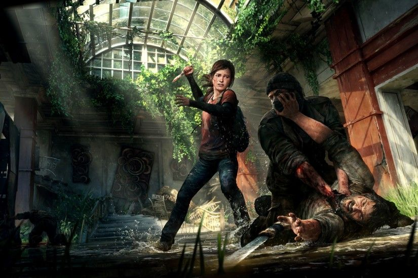 The Last Of Us Ps3 Game Full HD Wallpaper Free HD Wallpaper .