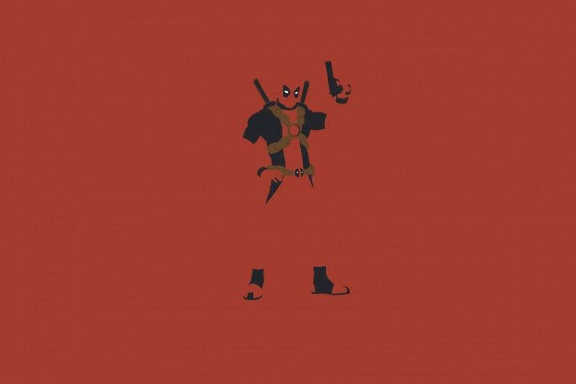 Wallpapers For > Deadpool Hd Wallpaper