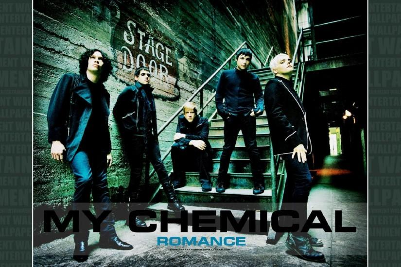 5. my chemical romance wallpaper5