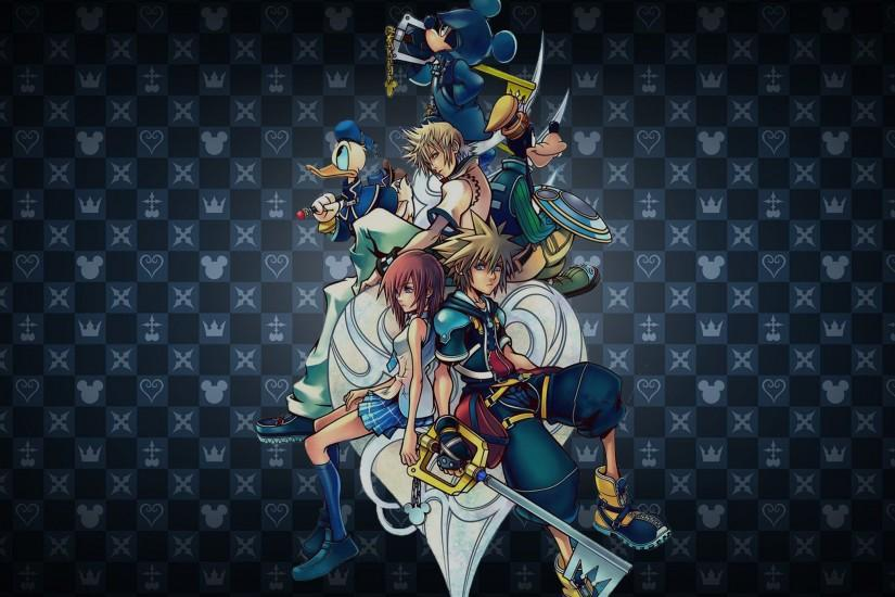 kingdom hearts background 2469x1389 notebook