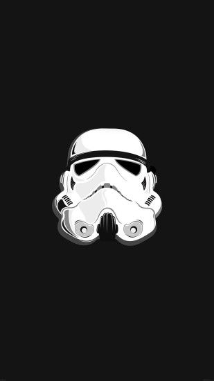 1242x2208 Download Star Wars Stormtrooper Illustration iPhone 6 Plus HD  Wallpaper