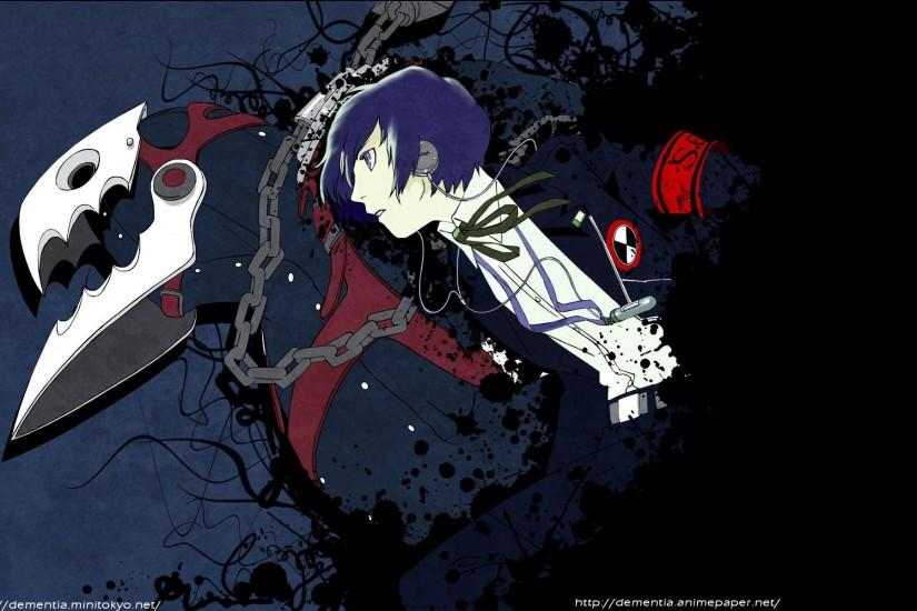 widescreen persona 3 wallpaper 1920x1200 for android tablet