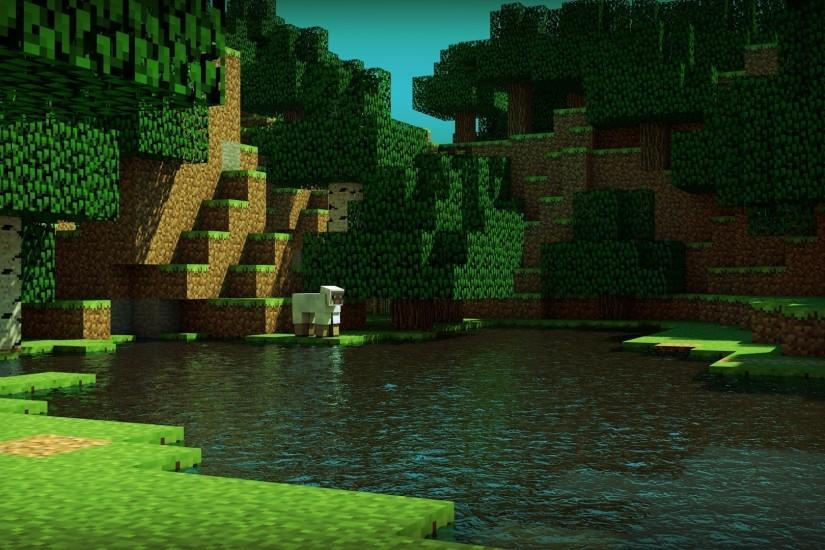 Minecraft Wallpaper HD 1 Download Free Awesome HD Backgrounds For