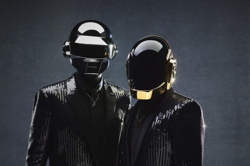 Daft Punk background ...