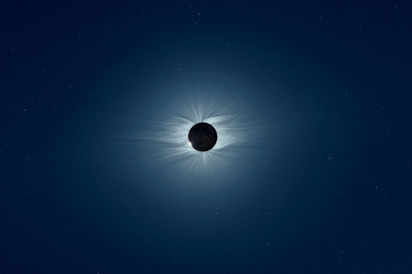 Solar Eclipse Wallpaper ·① WallpaperTag