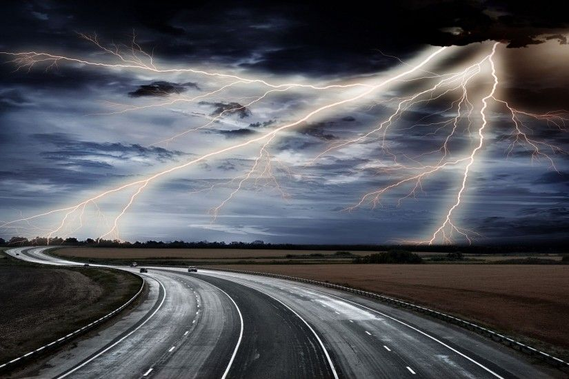 Lightning HD Wallpaper -27. Download