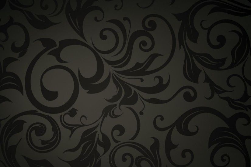 Dark Flowers - 3D and CG & Abstract Background Wallpapers on .